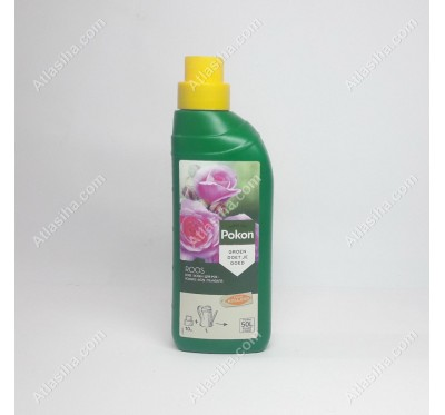 کود مخصوص گل رز Pokon