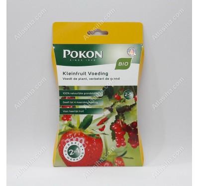 کود تقویتی بوته های میوه Pokon (گرانول)