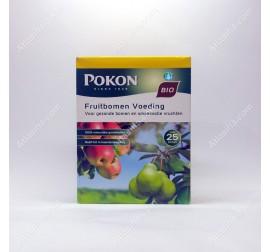 کود تقویتی درختان میوه Pokon (گرانول)