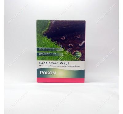 کود مخصوص چمن و نابود کننده کرم و حشرات ریشه خوار Pokon