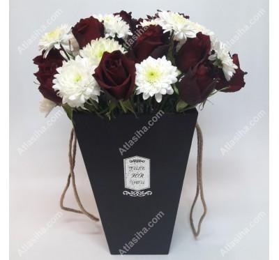 جعبه گل گلدانی