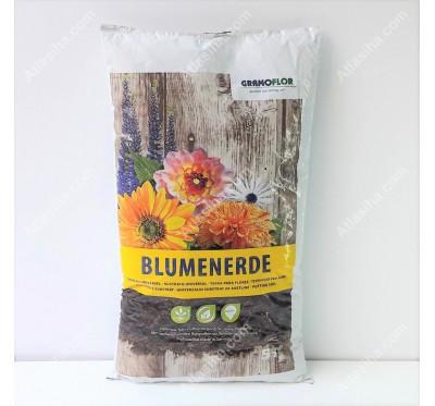 بستر آماده کاشت گیاهان آپارتمانی Gramoflor