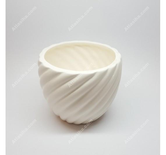 گلدان سرامیکی کد VC6